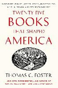 [해외]Twenty-Five Books That Shaped America