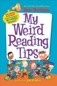 [해외]My Weird Reading Tips (Hardcover)