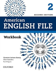 American English File 2 WB with iChecker