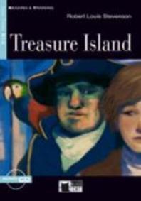 [해외]Treasure Island+cd (Paperback)