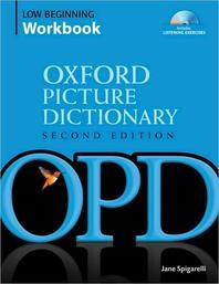 OXFORD PICTURE DICTIONARY: LOW BEGINNING WORKBOOK (SECOND EDITION)(CD3