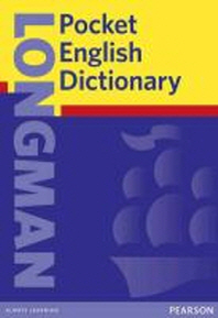 LONGMAN POCKET ENGLISH DICTIONARY(SOFT CASED)