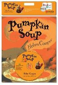 Pumpkin Soup (Book & CD Set) [With Paperback Book]