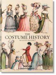 [해외]Auguste Racinet. the Costume History
