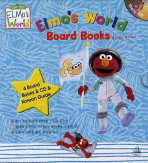 ELMOS WORLD BOARD BOOKS 세트(엘모 월드 (Elmo's World) 보드북스)(전6권)