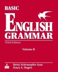 Basic English Grammar Vol.B(Third Edition)(CD1장포함)