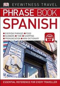 [해외]Eyewitness Travel Phrase Book Spanish