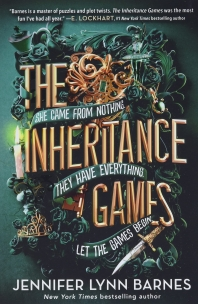 [해외]The Inheritance Games