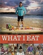 [해외]What I Eat (Hardcover)