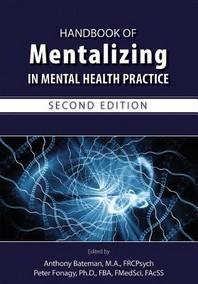 [해외]Handbook of Mentalizing in Mental Health Practice