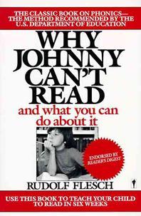 [해외]Why Johnny Can't Read?