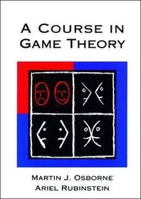 [해외]A Course in Game Theory