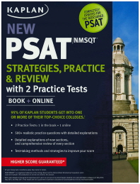 Kaplan New PSAT/NMSQT Strategies, Practice and Review with 2 Practice Tests(Paperback)