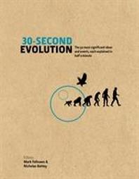[해외]30-Second Evolution (hardback)