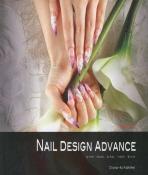 NAIL DESIGN ADVANCE(Stencil포함)(양장본 HardCover)