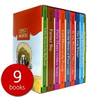 The Little House Books Boxed Set #1-9 (전9권) 초원의 집 박스세트