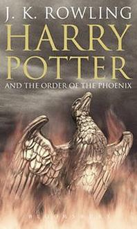 [해외]Harry Potter and the Order of the Phoenix (hardback)