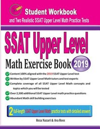 [해외]SSAT Upper Level Math Exercise Book (Paperback)