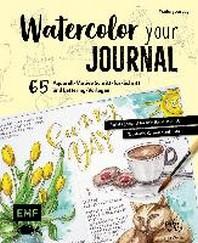 [해외]Watercolor your Journal #coloryourday