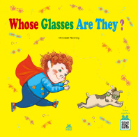 Whose Glasses Are They?(양장본 HardCover)