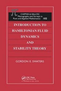 [해외]Introduction to Hamiltonian Fluid Dynamics and Stability Theory
