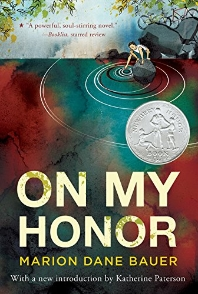 [보유]On My Honor (A 1987 Newbery Honor Book)