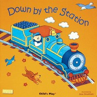 [해외]Down by the Station (Board Books)