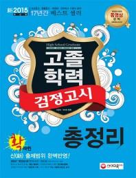 고졸학력 검정고시 총정리(2015)