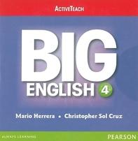 BIG ENGLISH 4 ACTIVE TEACH