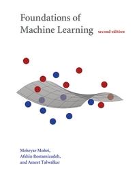 [해외]Foundations of Machine Learning