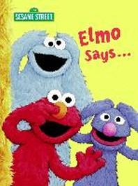 [해외]Elmo Says... (Sesame Street)
