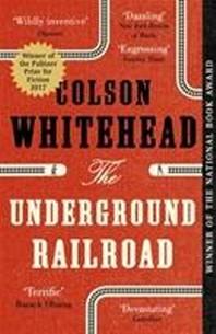 [해외]Underground Railroad (Papaerback)