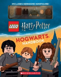 Lego Harry Potter Hogwarts Handbook [With Hermione Minifigure]