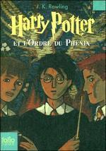 Harry Potter et l'Ordre du Phenix #5