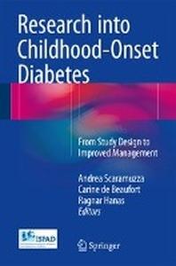 [해외]Research Into Childhood-Onset Diabetes (Hardcover)