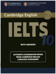IELTS. 10 with Answers