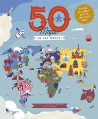 [해외]50 Maps of the World