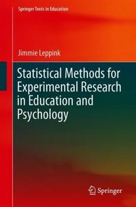 [해외]Statistical Methods for Experimental Research in Education and Psychology