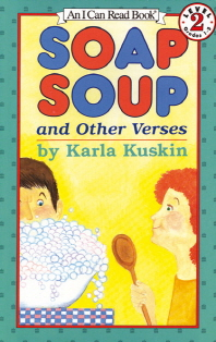 Soap Soup and Other Verses(TICR Set (CD) 2-46)