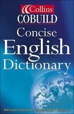 COLLINS COBUILD LEARNER'S DICTIONARY(CONCISE EDITION)
