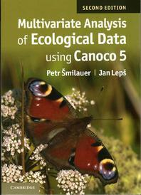 [해외]Multivariate Analysis of Ecological Data Using Canoco 5