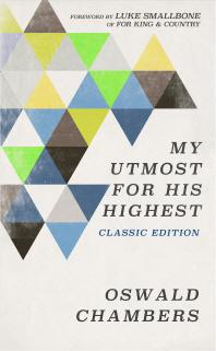 [해외]My Utmost for His Highest (Paperback)