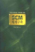 SCM 체계구축(기업 운영효율 극대화를 위한)