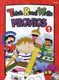 Think Read Write Phonics. 1(CD1장포함)