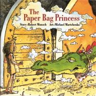 The Paper Bag Princess(CD1장포함)(Pictory 3-13)