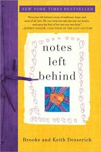 [해외]Notes Left Behind (Paperback)
