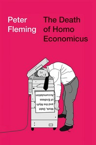 [해외]The Death of Homo Economicus (Paperback)