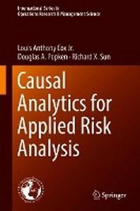 [해외]Causal Analytics for Applied Risk Analysis (Hardcover)