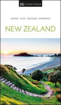 [해외]DK Eyewitness New Zealand (Paperback)