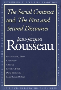 [해외]The Social Contract and the First and Second Discourses (Paperback)